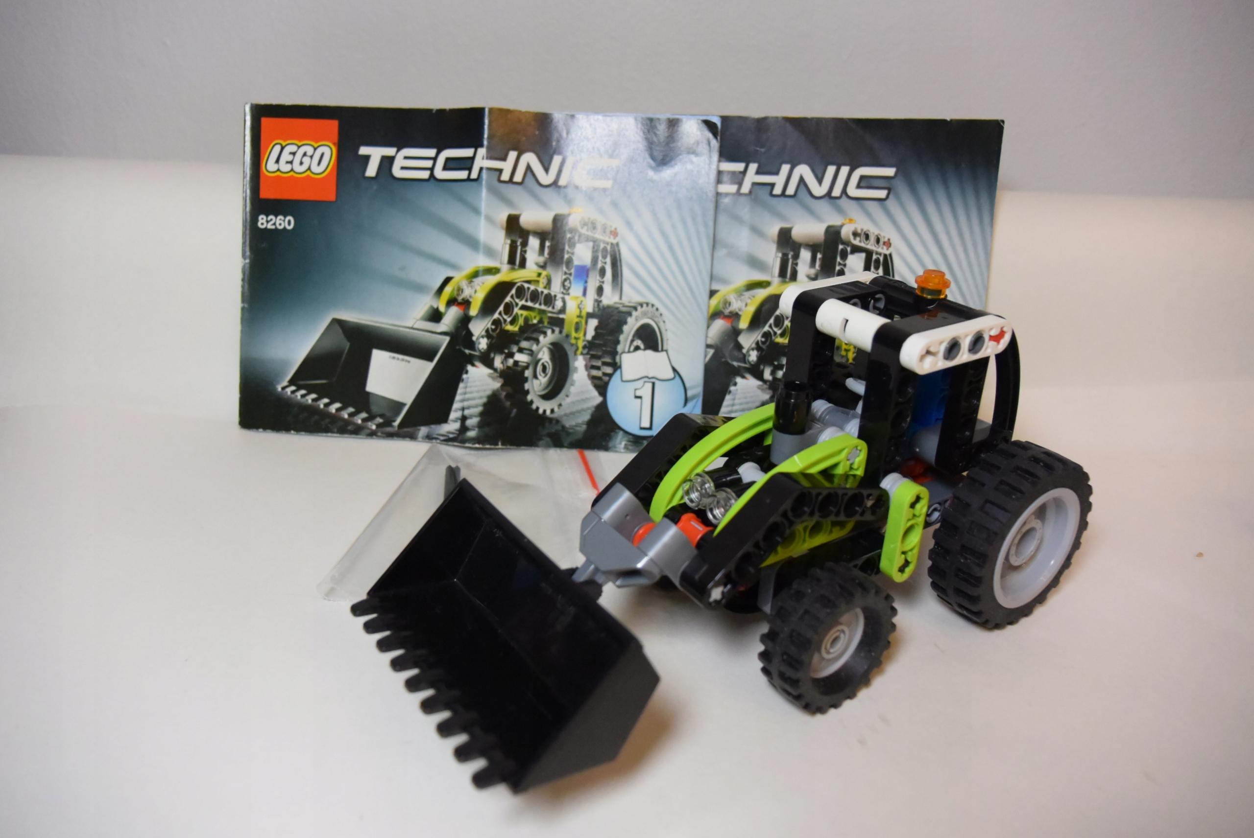 Klocki Lego Technic 8260 Traktor 7749920634 Oficjalne Archiwum