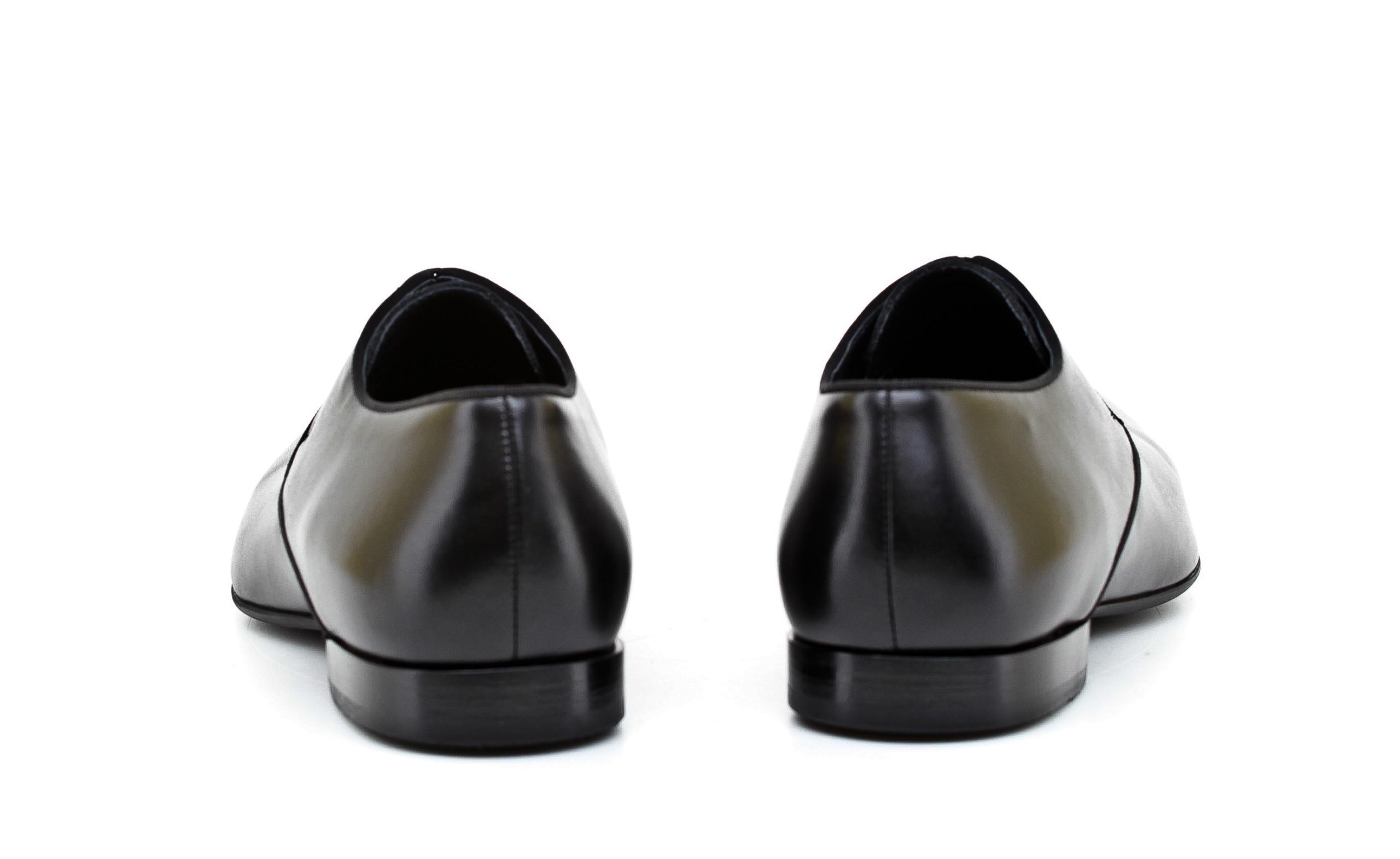dae57af2790ff Półbuty Męskie Gino Rossi Czarne r.44 od Goodshoes - 7431226041 ...
