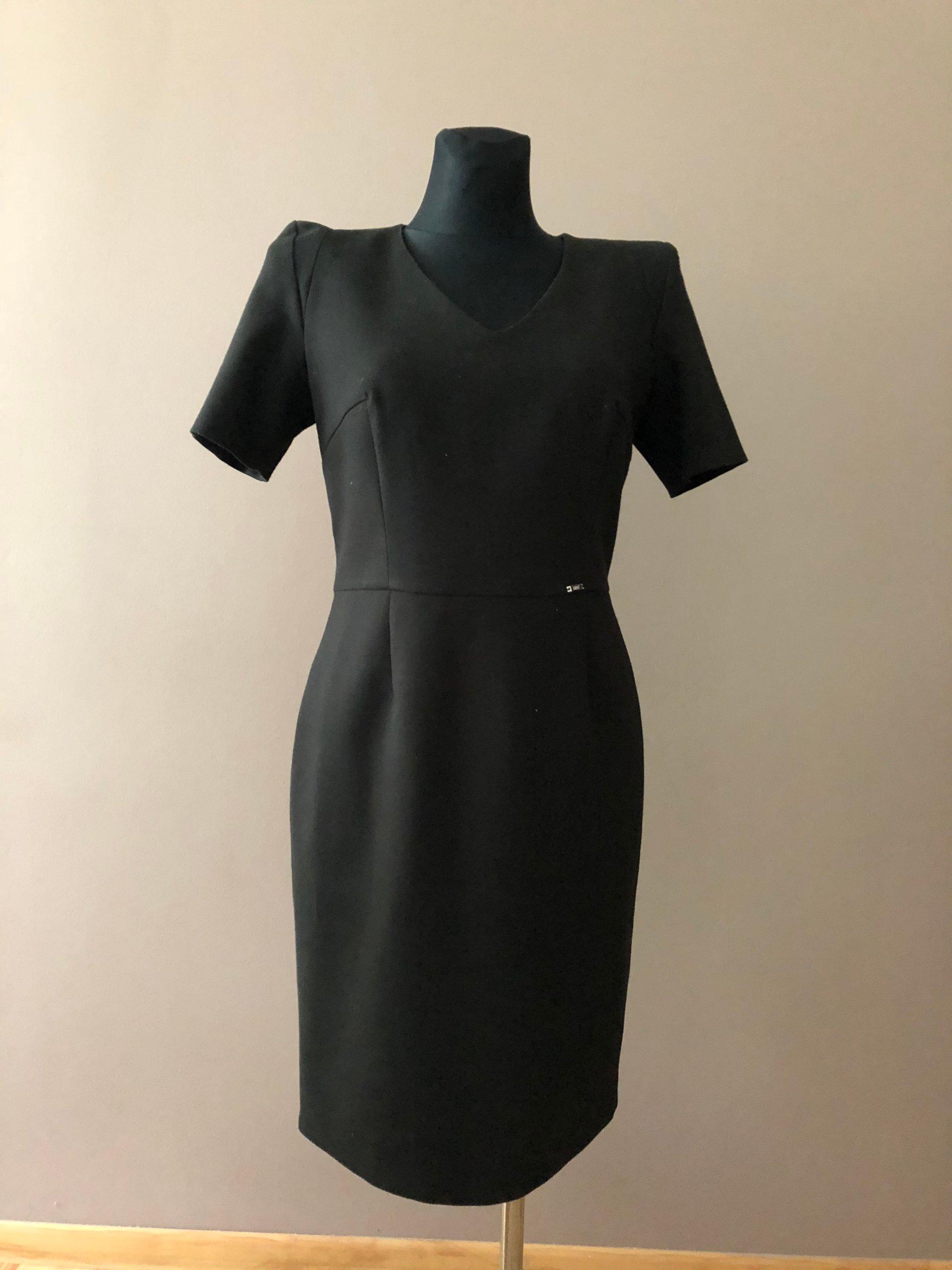 3de4a0d658 Sukienka Simple - 7342685039 - oficjalne archiwum allegro