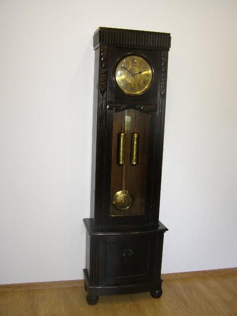 Zegar Stojący Antyk Gustav Becker Zadbany 7361823870