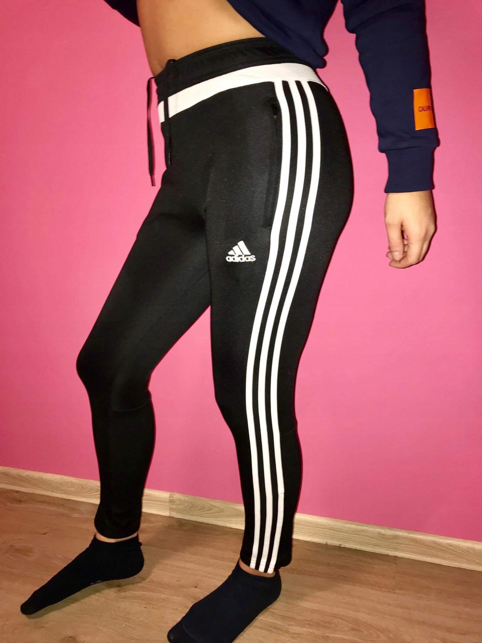 40982df31 Dresy adidas rurki spodnie dresowe nike puma - 7736457572 ...