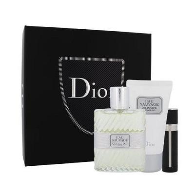 Christian Dior Eau Sauvage M Zestaw kosmetyków*