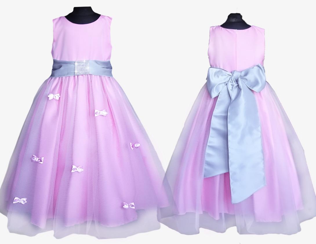 2b89acf815 PL Tiulowa sukienka.Chrzest