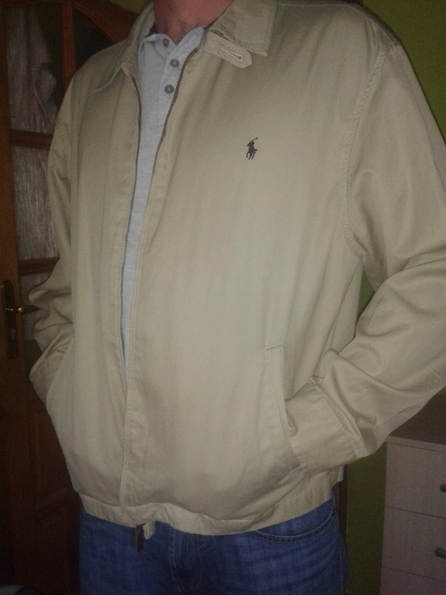79f4036460448 Kurtka Polo Ralph Lauren wiosenna letnia XXL/XXL - 7331218705 ...