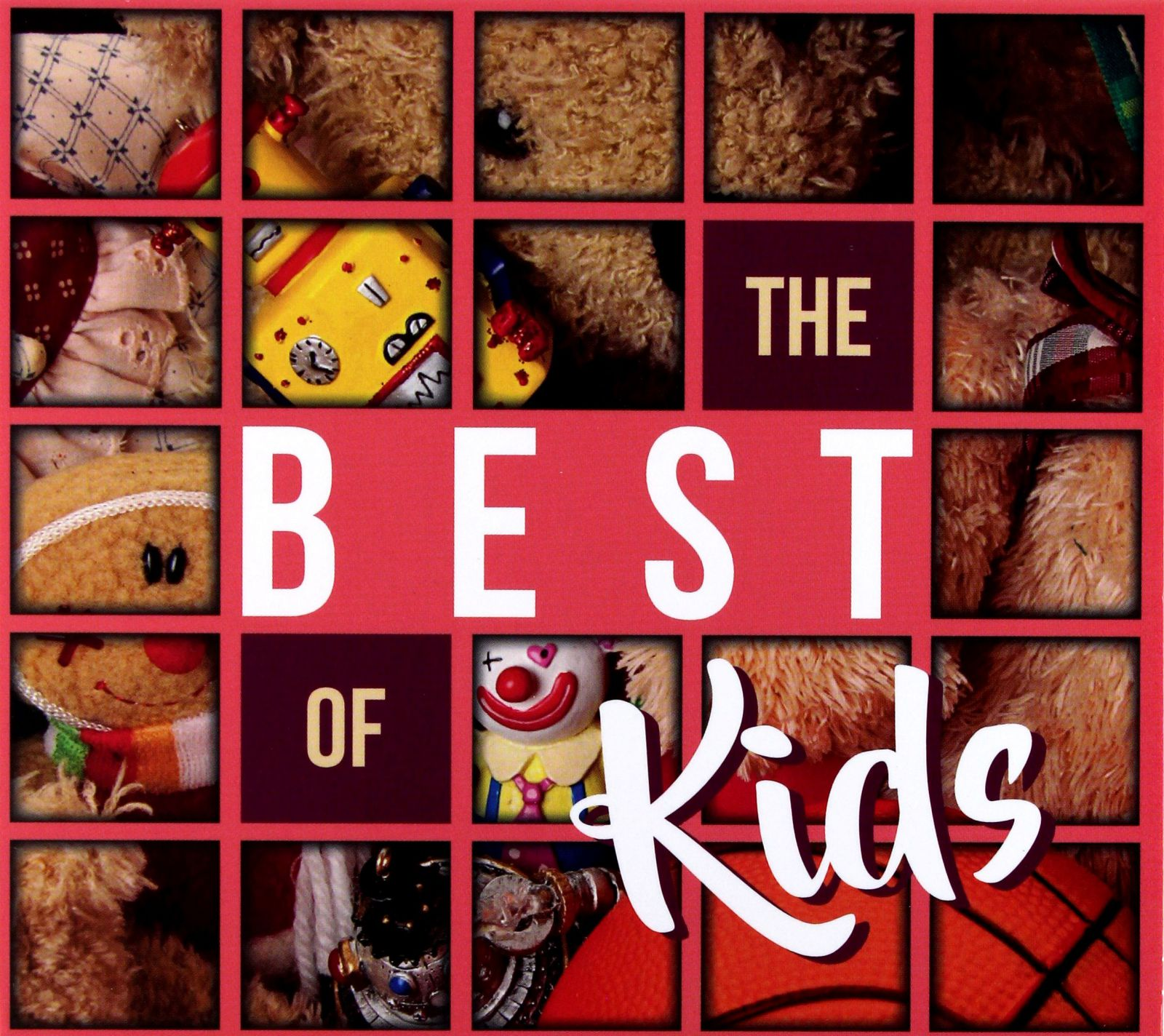 THE BEST OF KIDS (CD)