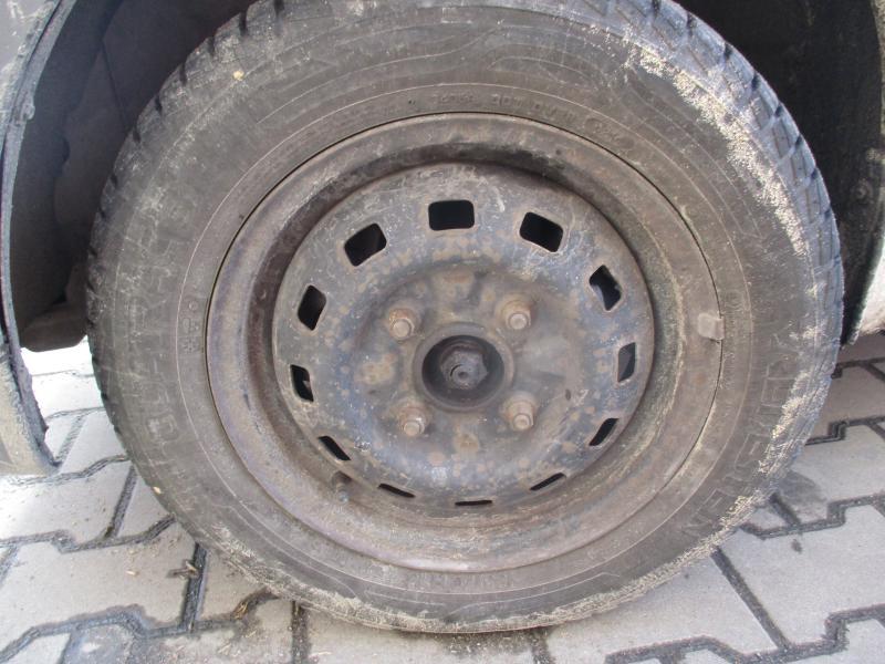 Koła Komplet Felgi Opony Daewoo Matiz Tico 13 7168994663