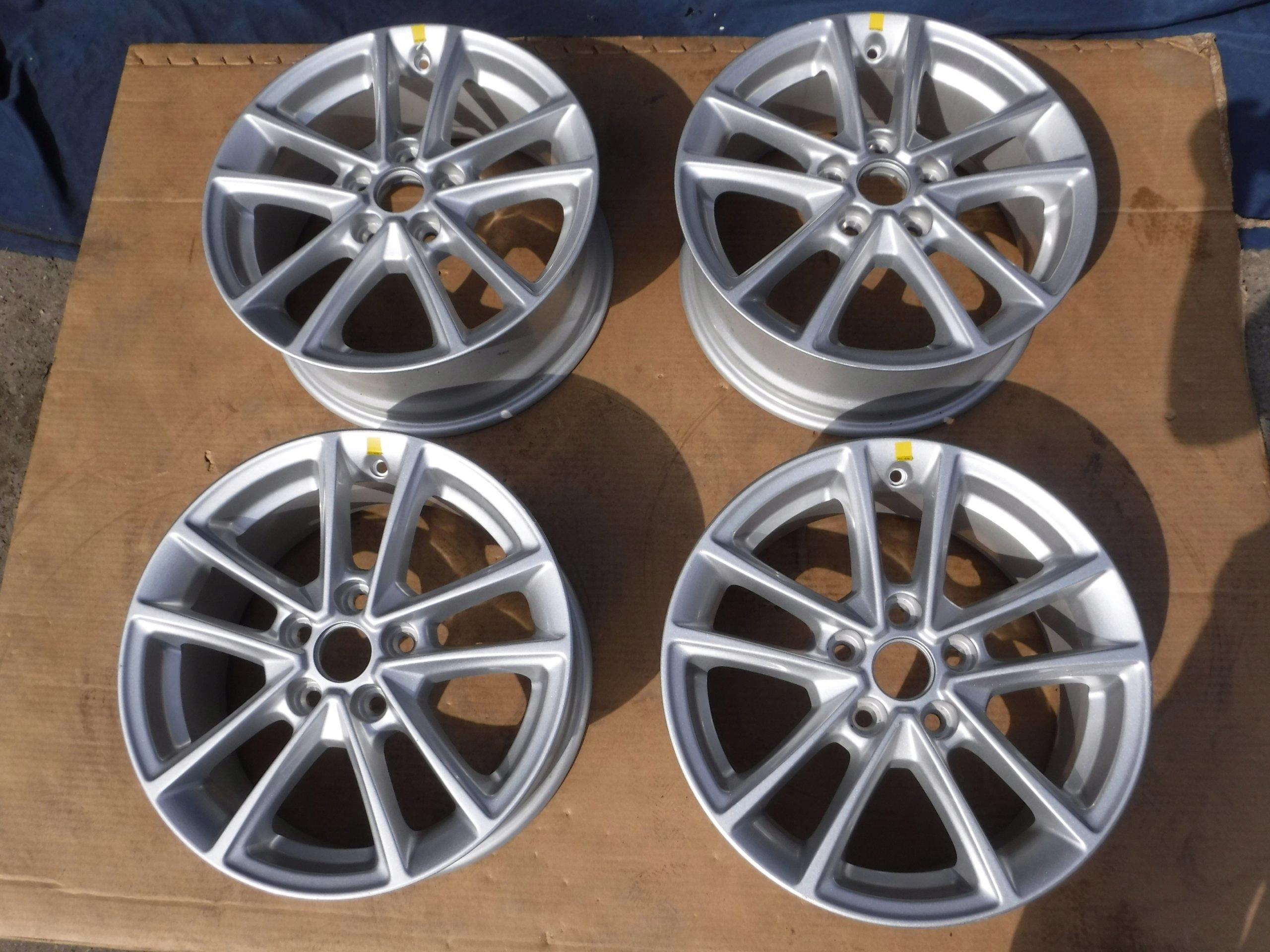 Felgi Aluminiowe 16 Ford Focus Mk3 Lift 2015 Org 7292939143