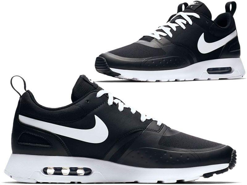 Buty Air Max Vision Nike (czarno białe) sklep internetowy