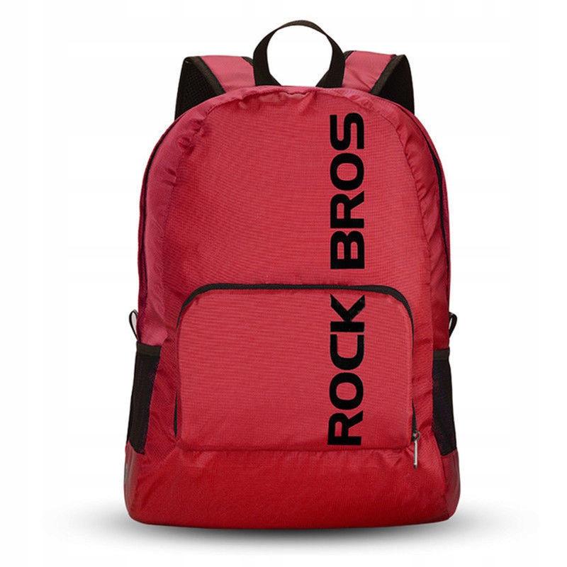 Plecak sportowy rowerowy RockBros Czerwony HIT