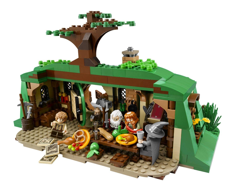 Lego Hobbit 79003 Nieoczekiwane Zebranie Unikat 7182019639