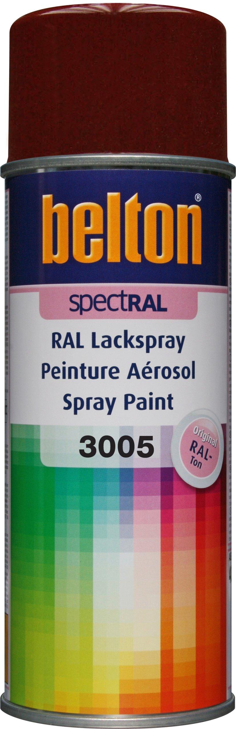 3005 RAL BELTON SPRAY 400 ML LAKIER FARBA NITRO