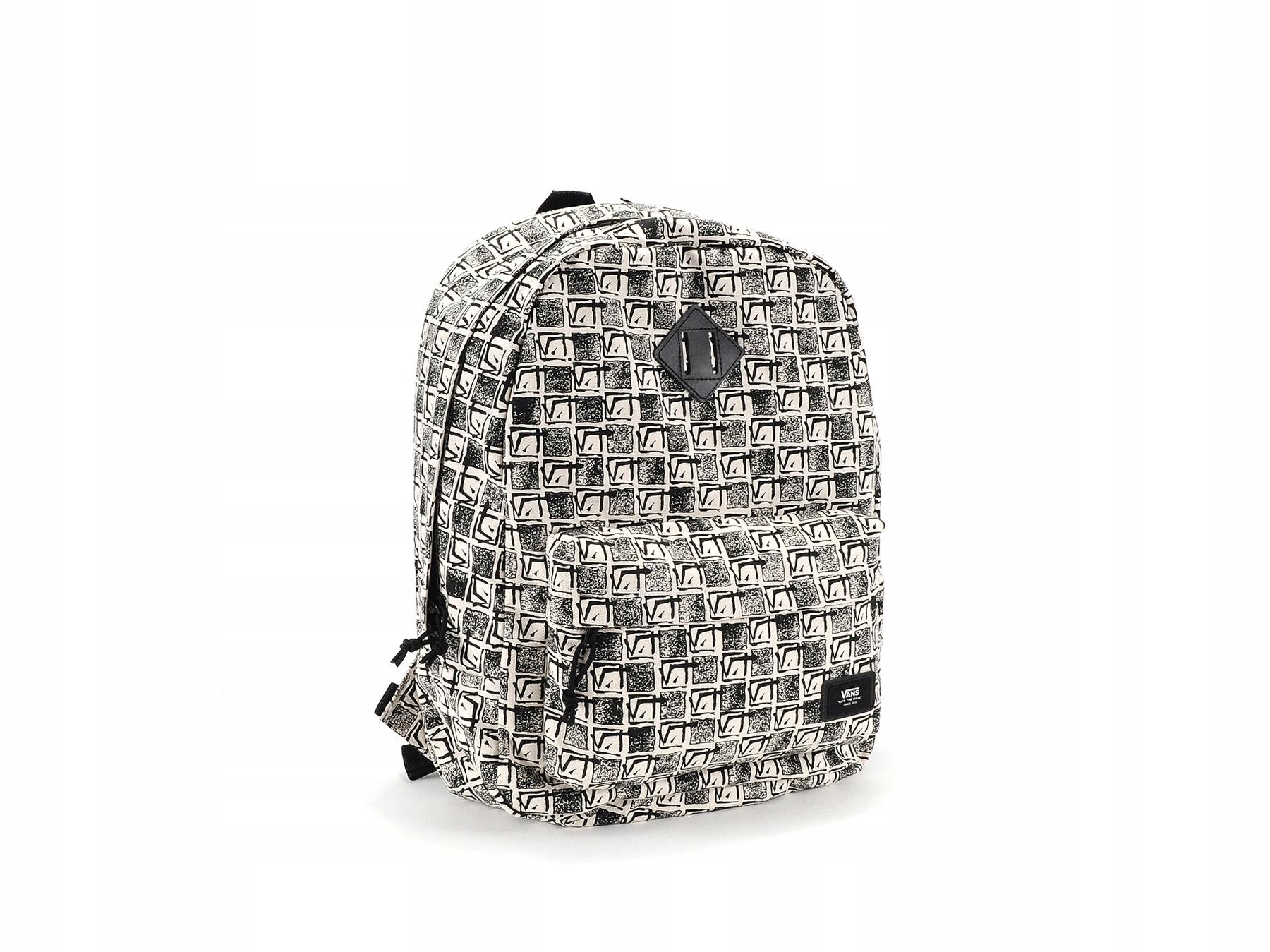043e1d05104af Plecak Vans Old Skool Plus Backpack Vintage - 7525538684 - oficjalne ...