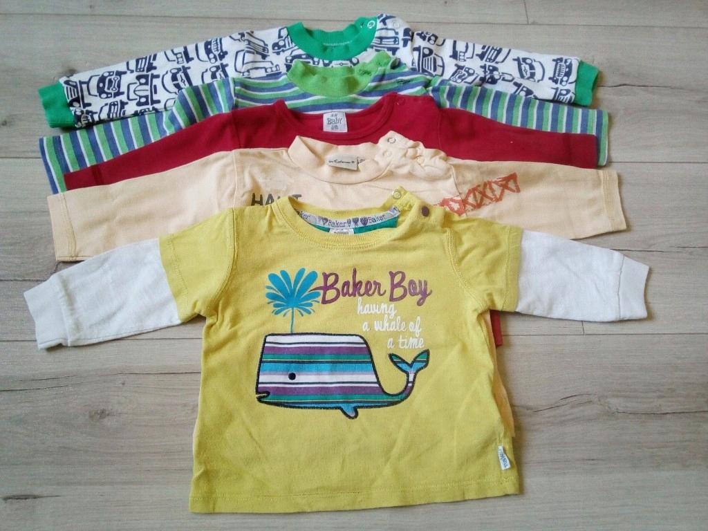 Bluzy niemowlęce r.68 74 7551589242 oficjalne archiwum