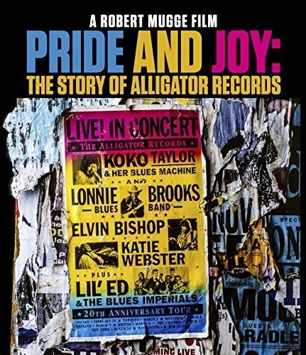 BLU-RAY Documentary - Pride And Joy The Story Of A