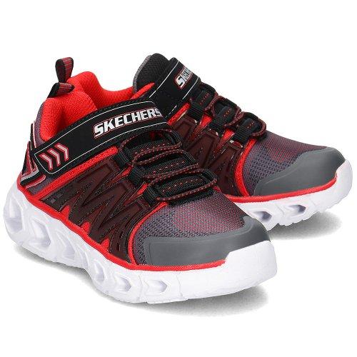 35a7937f SKECHERS Czerwone Sneakersy Dzieci R.33 - 7184085205 - oficjalne ...