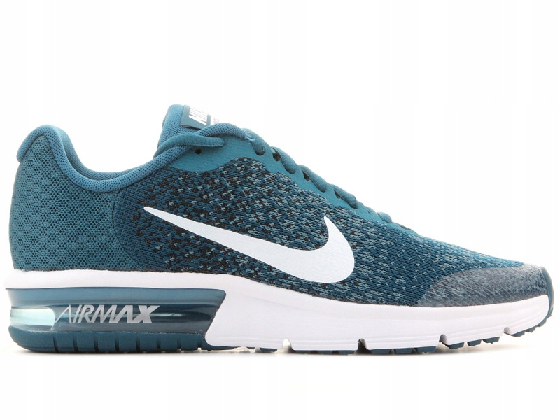 0404113b Buty Air Max Sequent 869993 403 r.35,5 - 7138759047 - oficjalne ...