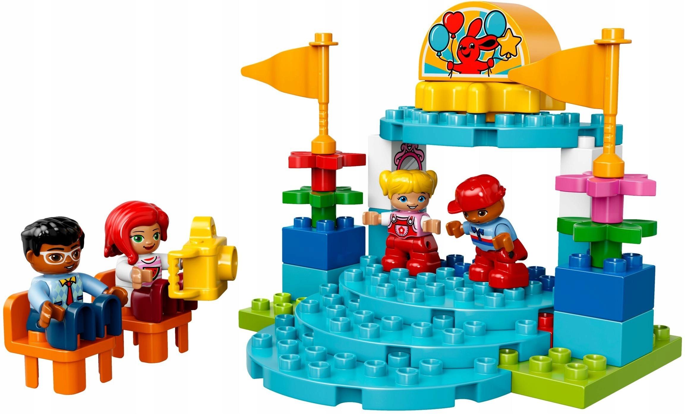Lego Duplo Wesołe Miasteczko 10841 7681154633 Oficjalne Archiwum