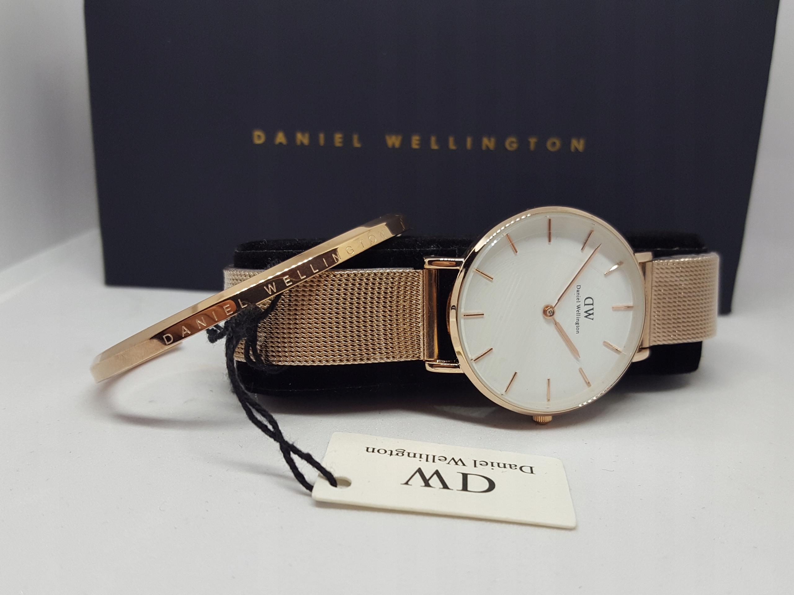 bc4dd0abba25 Zegarek Daniel Wellington Petite 32mm+bransoletka - 7698653389 ...