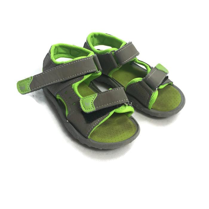 cb7169e9768f0e Buty sandały letnie szare zielone PEPCO 26 - 7132095630 - oficjalne ...