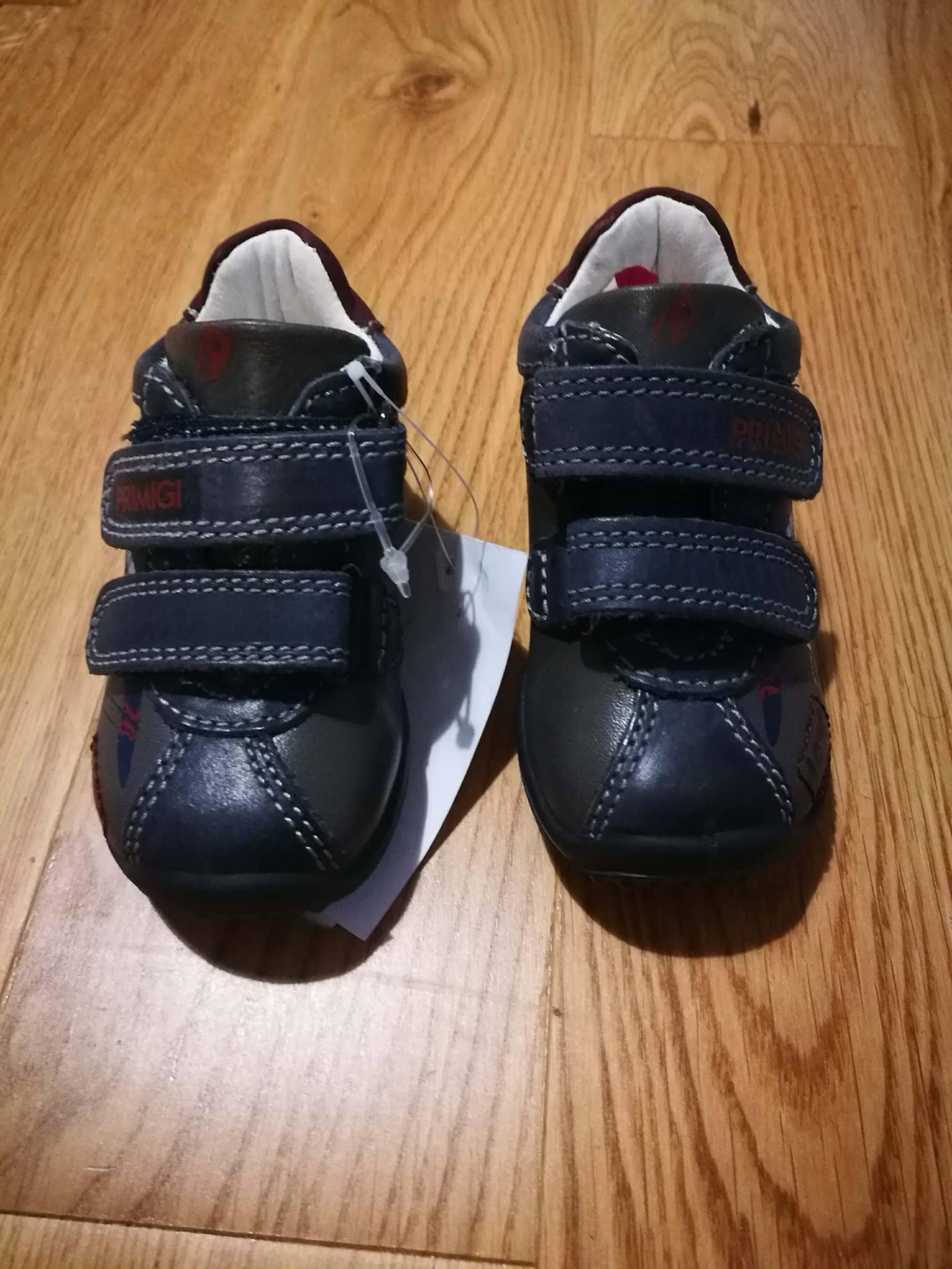 Nowe buty Primigi rozmiar 18. Skóra