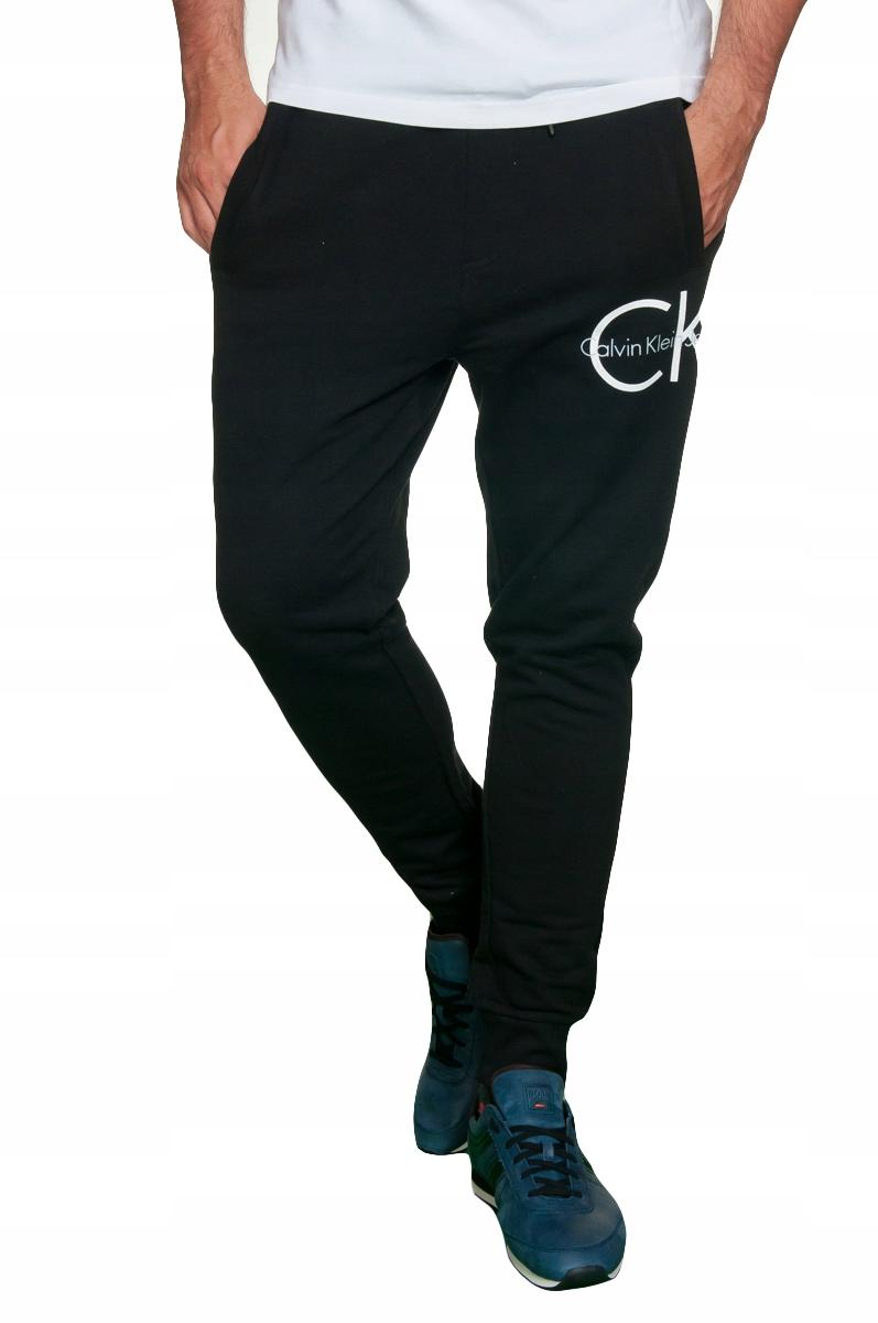 CALVIN KLEIN Spodnie Dresowe XL XXL 14228 SOPOT