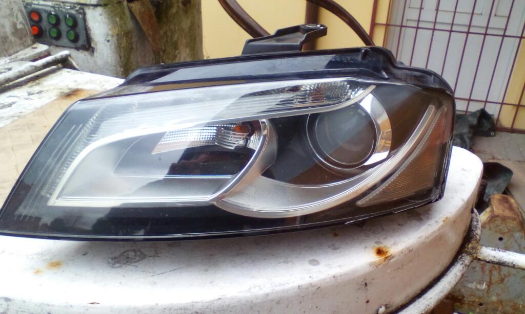 Lampa Lewa Audi A3 8 Po Lift Xenon 7089279740 Oficjalne Archiwum
