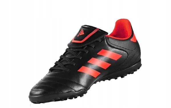 dc0f4250700797 Buty Adidas COPA 17.4 TF JR (S77160) r. 36 cza po - 6985285169 ...