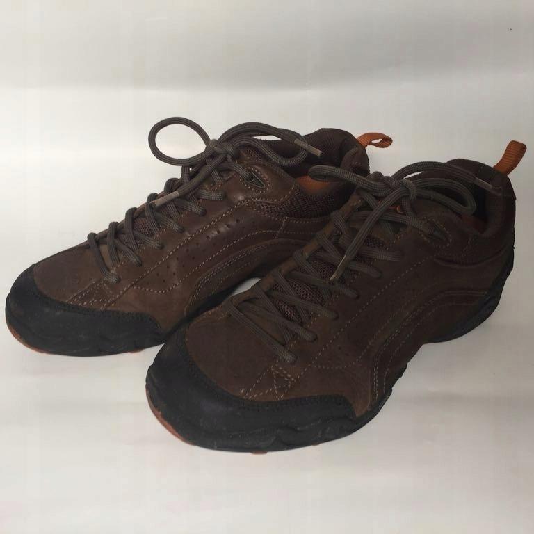 Jesienne buty chłopięce Ecco na grubej podeszwie