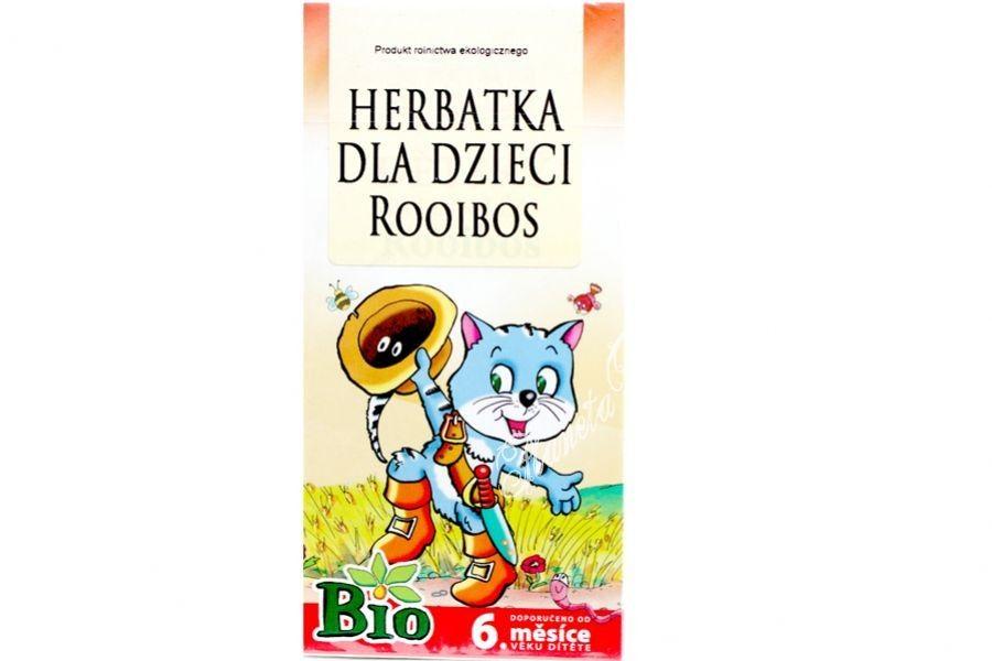 Herbatka dla dzieci - Rooibos
