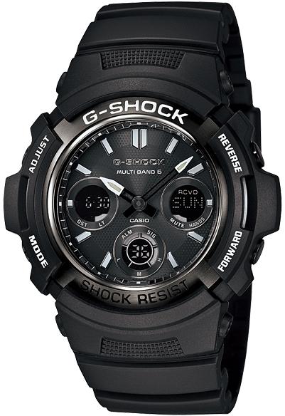 outlet store 14167 8c816 CASIO Zegarek G_SHOCK AWG-M100B-1AER mod 5230