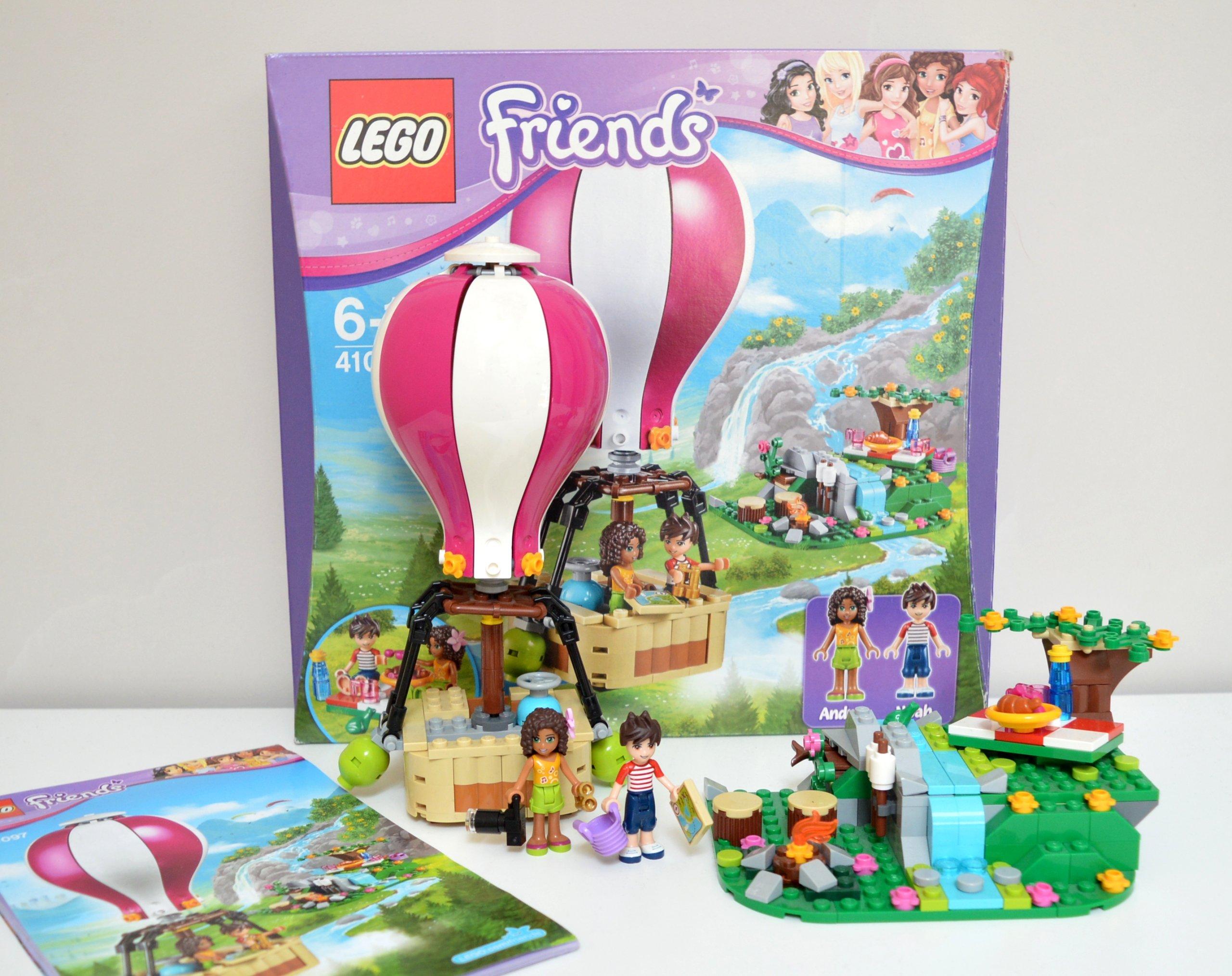 Lego Friends 41097 Balon W Heartlake Duży Zestaw 7410444547