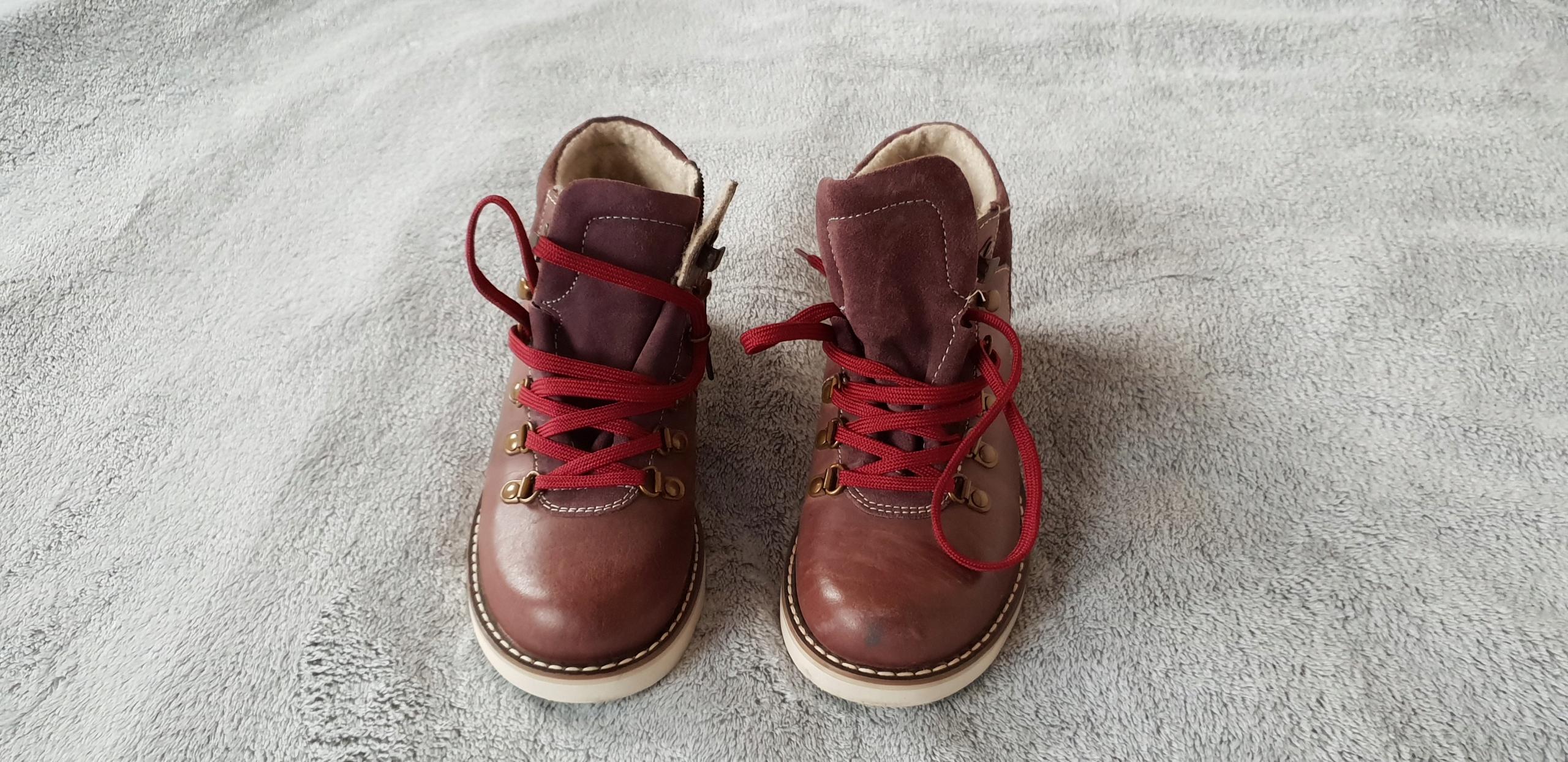9b24ecae WEINBRENNER - buty dla chlopca, rozmiar 36 - 7652679514 - oficjalne ...