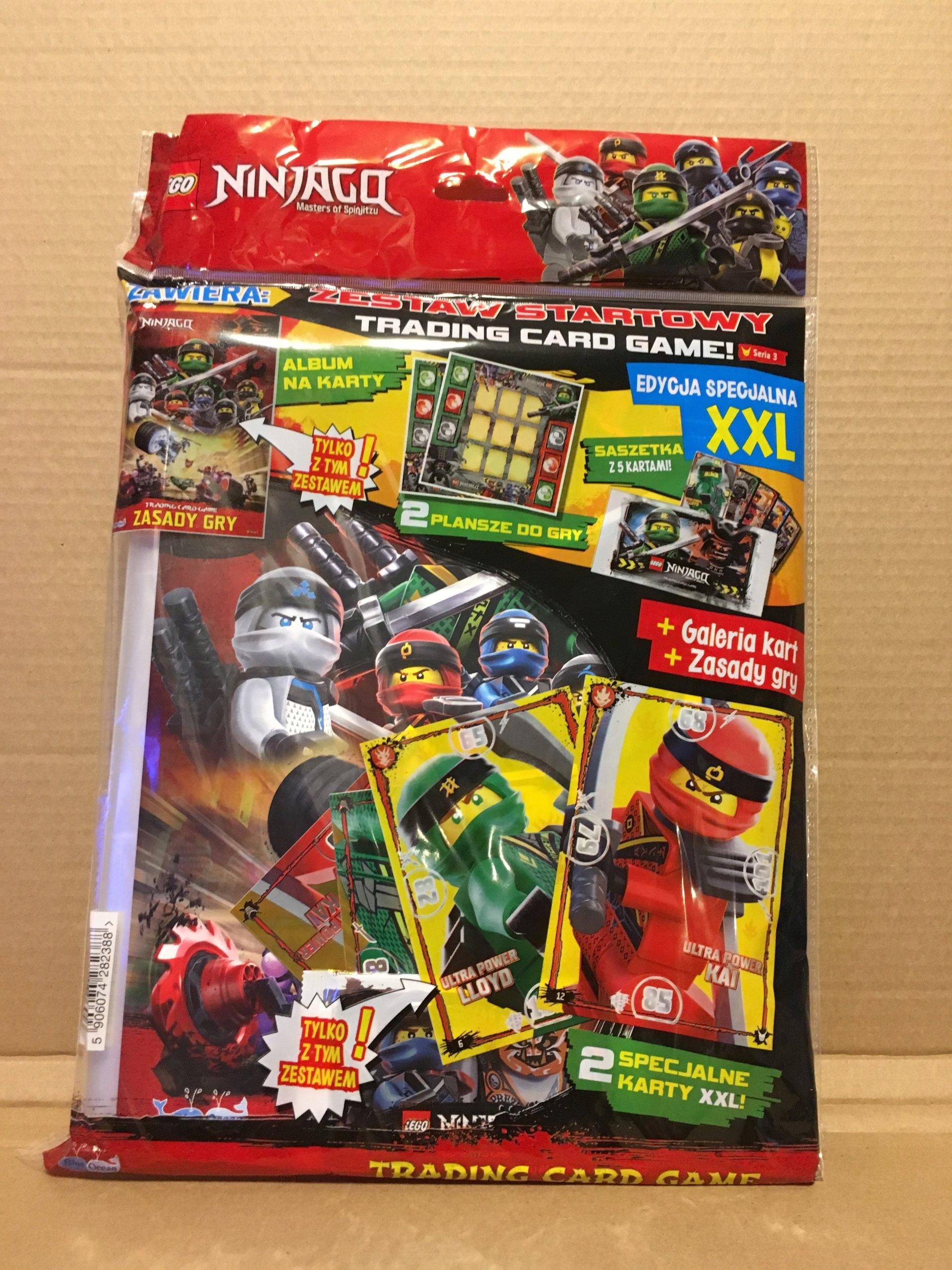Ogromnie lego ninjago w kategorii Kolekcje gdansk w Oficjalnym Archiwum LE95
