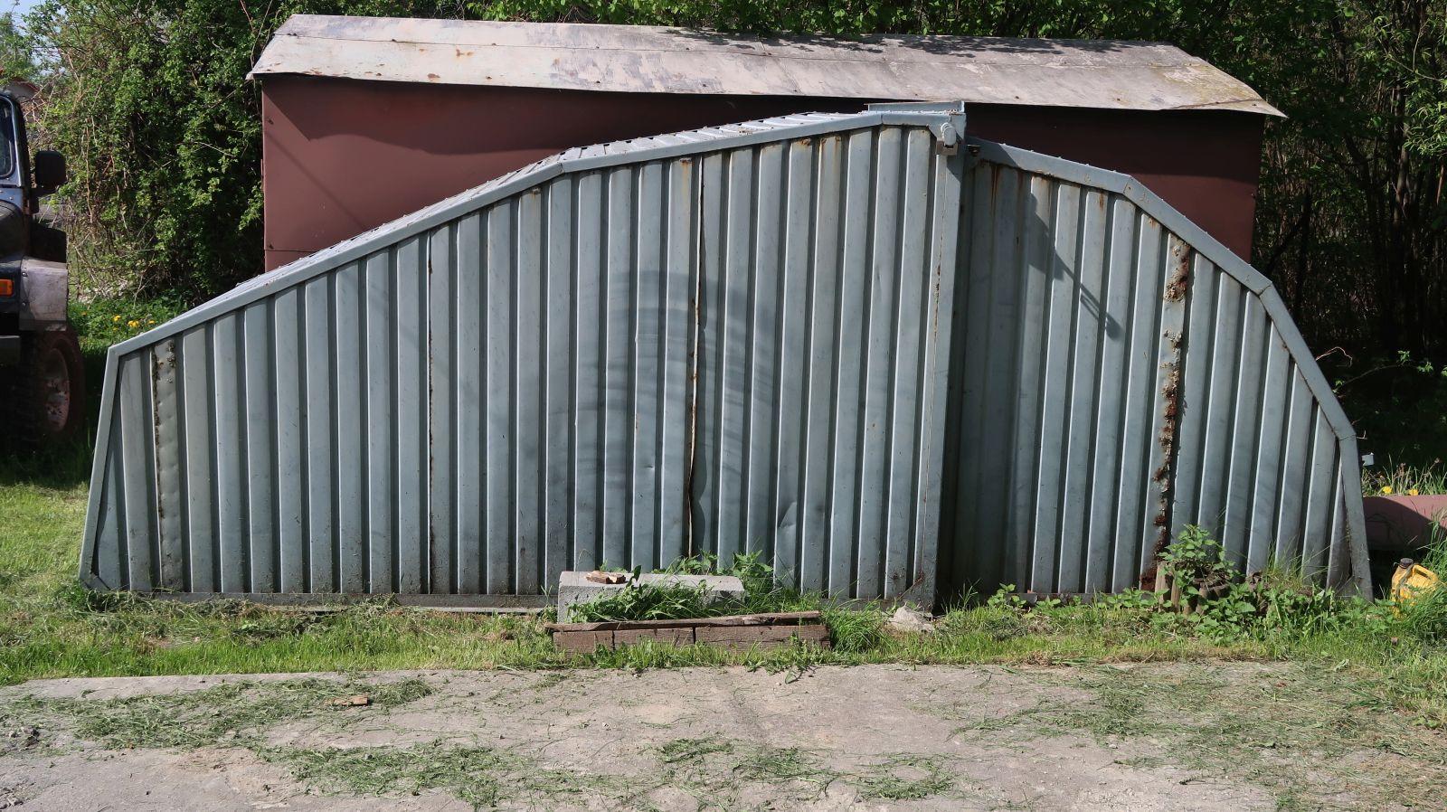 Garaż Blaszany Na Mały Samochód Quad Motocykl 7320587187
