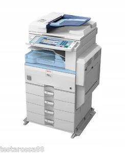 Ricoh MP C2051 ksero druk skan 23 500 kopii FV 23