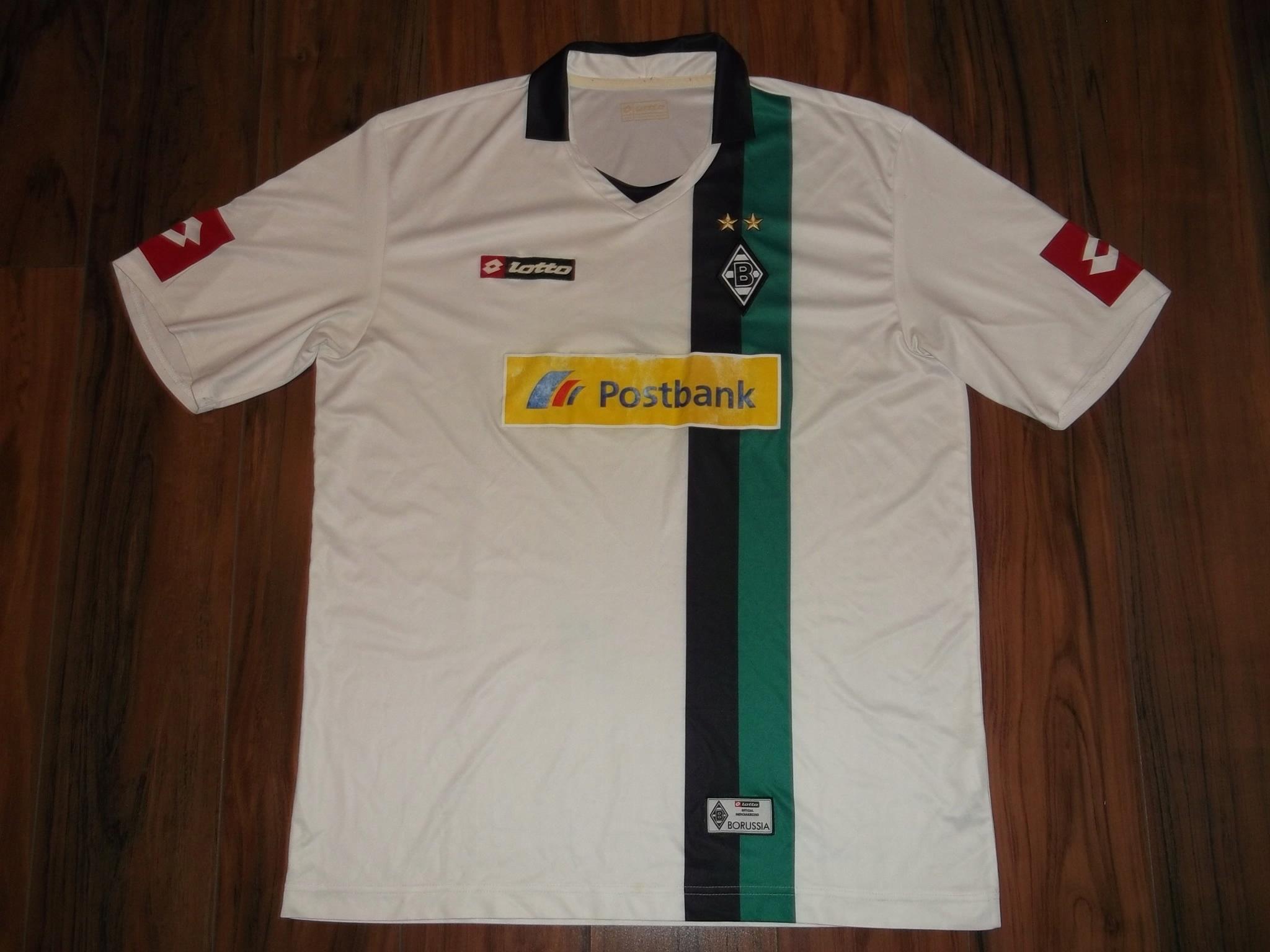 Lotto koszulka Borussia Monchengladbach XXL