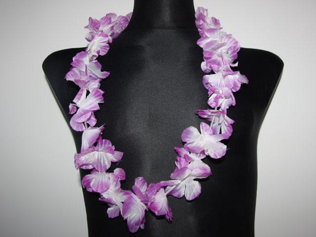 Kwiat Hawajskie Aloha Naszyjnik Hawajski Panienski