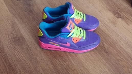 nike damskie buty air max kolorowe