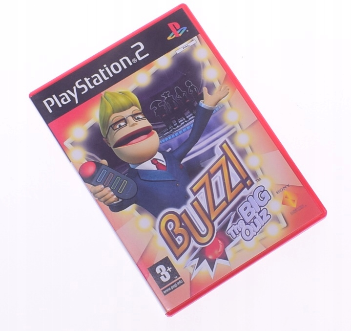 6094-13 ....PLAY STATION 2 BUUZ !... THE BIG QUIZ