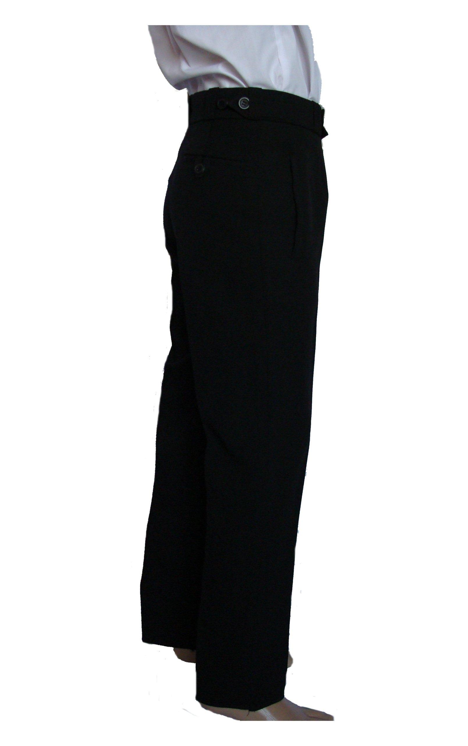 84455c0e9c6b0 Spodnie młodzieżowe garniturowe wizytowe 170 cm - 7174050124 ...