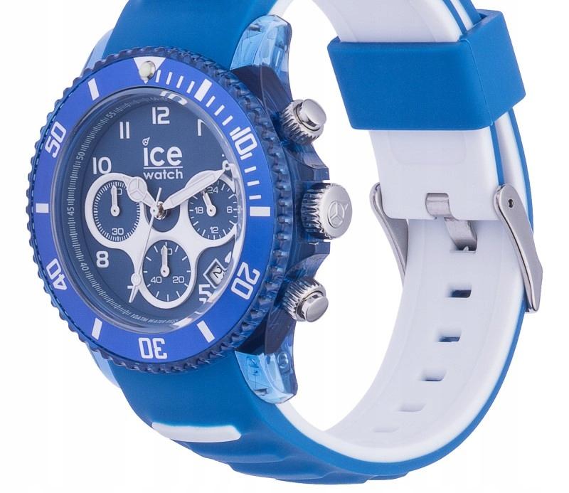Ice Aqua Skydiver Męski Unisex Zegarek chronograf