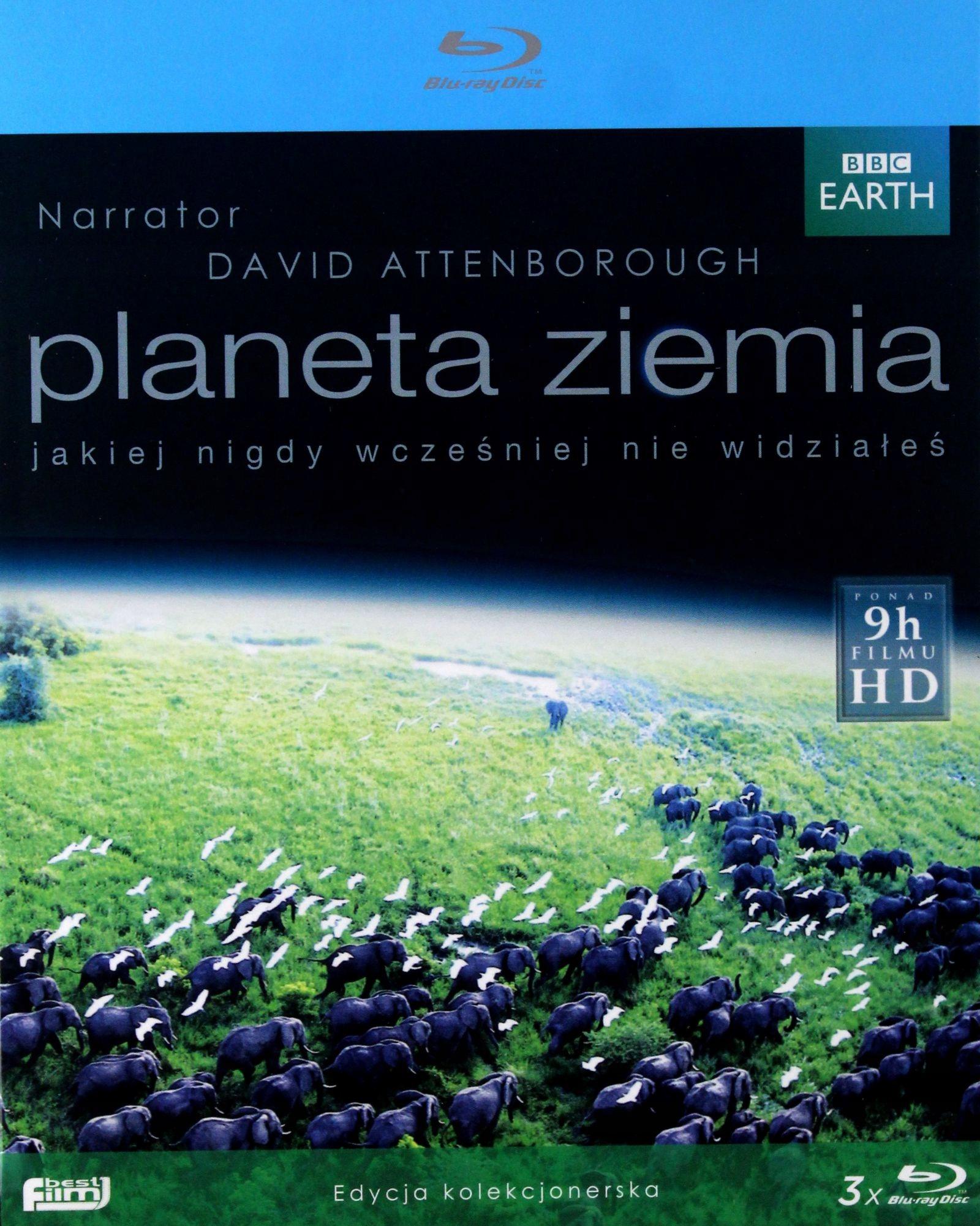 PLANETA ZIEMIA (BBC) BOX [3XBLU-RAY]