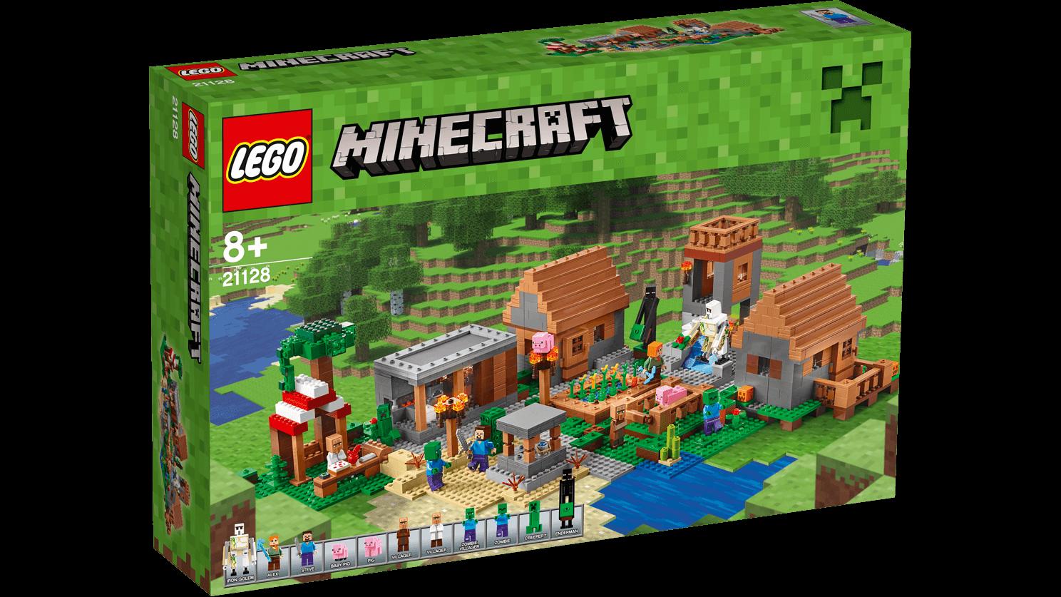 Minecraft Klocki Lublin W Oficjalnym Archiwum Allegro Archiwum Ofert