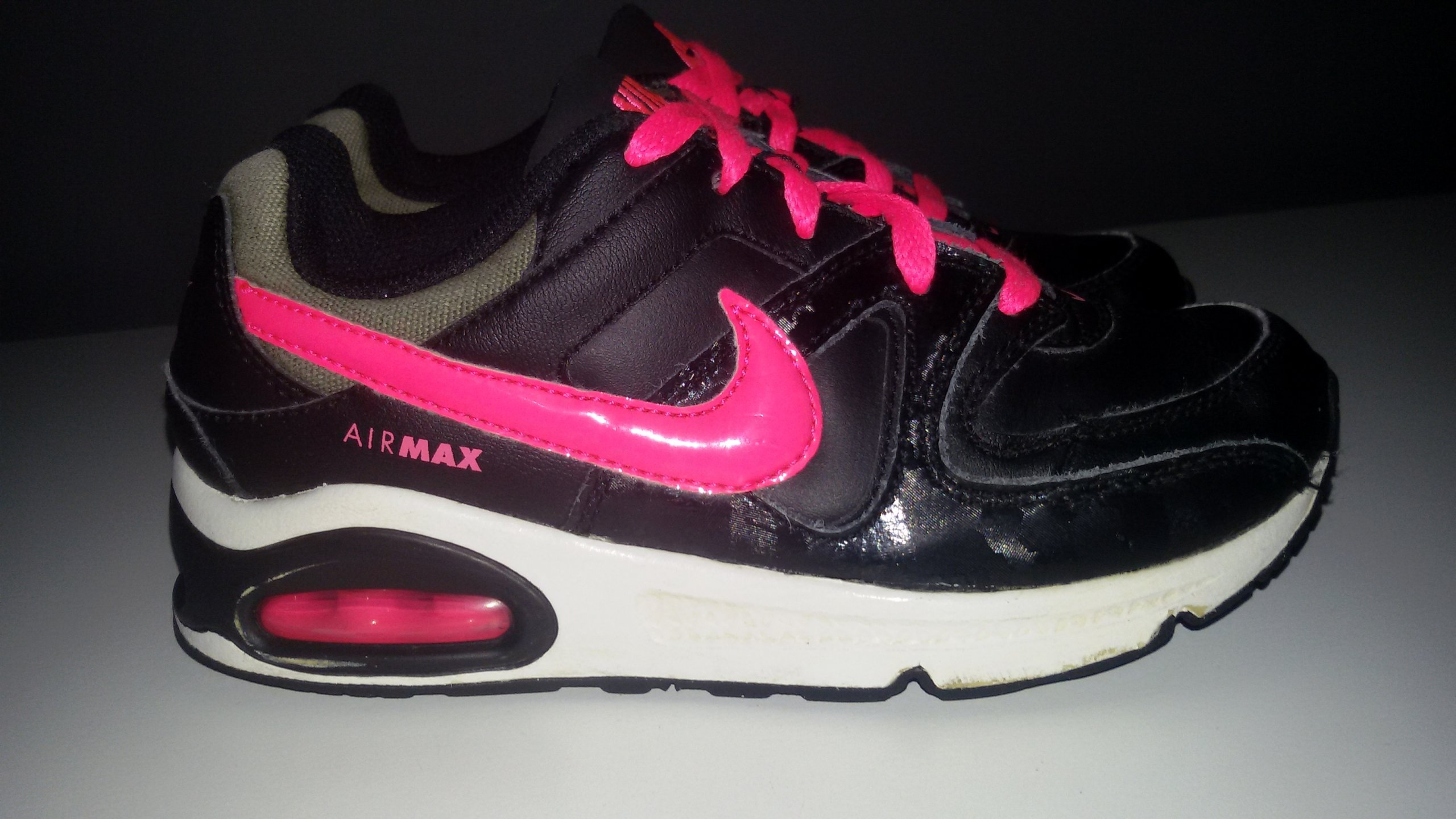 the best attitude 8ab36 4ff74 Nike Air Max 32 różowoczarne