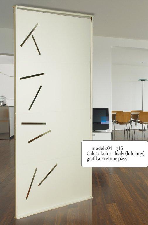 Inteligentny lekka ścianka działowa, rozporowa,samodzielny mont - 7640146199 YL54