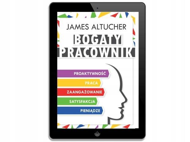 Bogaty Pracownik. James Altucher