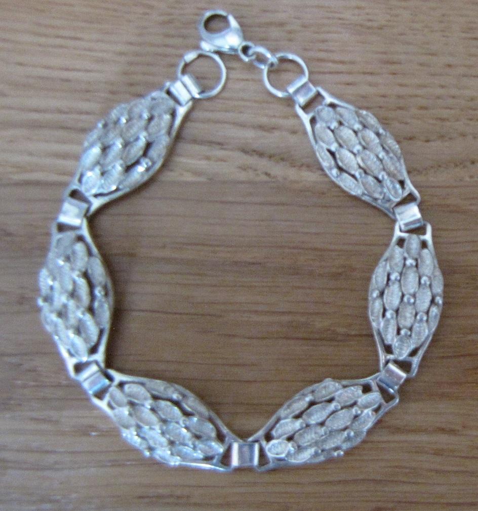 3d7d4d7e8724c7 śliczna srebrna bransoletka 925 - 7111103854 - oficjalne archiwum ...