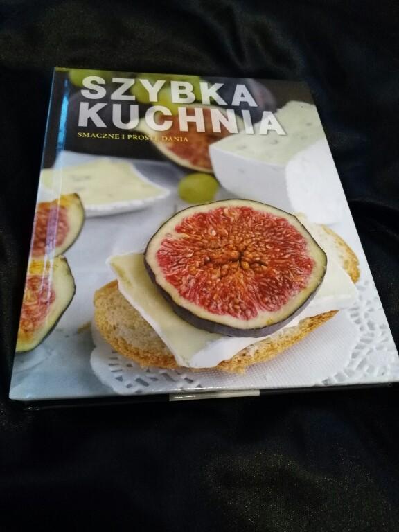 Książka Szybka Kuchnia Smaczne I Proste Dania 7365805588