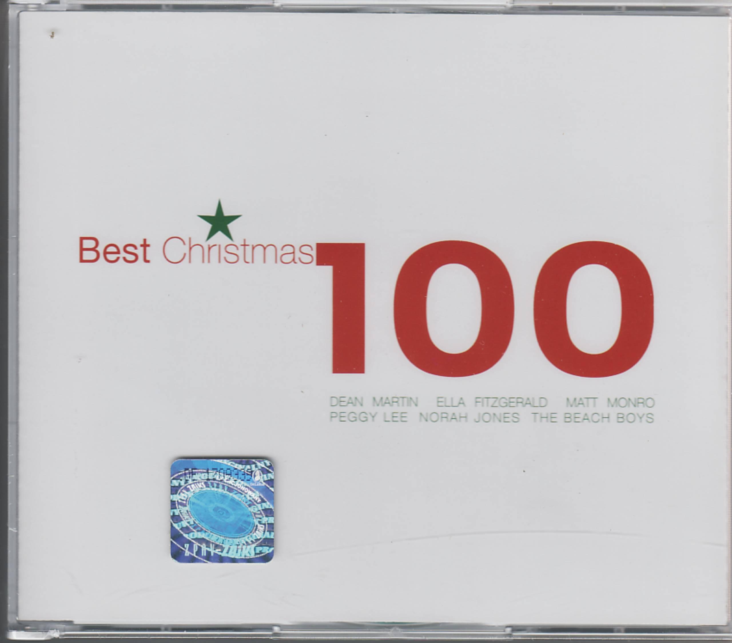 BEST 100 CHRISTMAS } Dean Martin Bing Crosby Ella - 5151315493 ...
