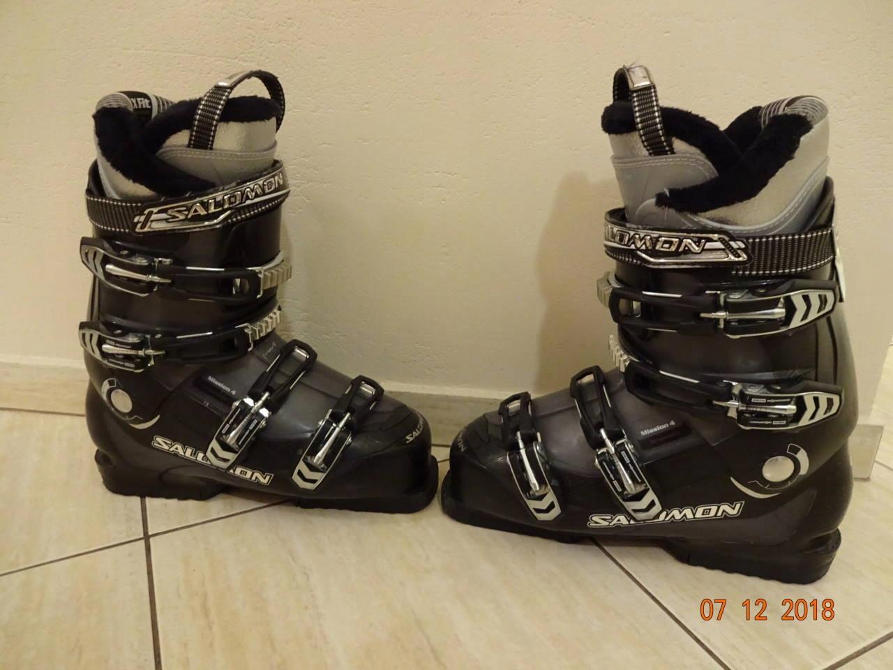 Buty narciarskie Salomon Mission 4